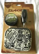 Dakine 3 Piece Quick Wax Slope Kit Snowboard Snow Ski NEW