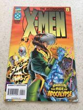 Astonishing X-Men 4 (1995) NM  9.4   High Grade  Wolverine  Sabretooth