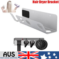 Stand Bracket Holder Aluminum Alloy Hair Dryer Wall Mount for Dyson Supersonic