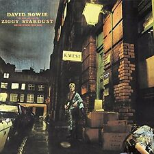 DAVID BOWIE RISE AND FALL OF ZIGGY STARDUST LP VINYL ALBUM (26/02/2016)