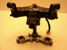 Kawasaki ZX600 ZX 600 Ninja #5117 Triple Trees / Clamps with Ignition Switch