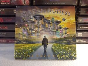 JORDAN RUDESS THE ROAD HOME RARE PROGRESSIVE ROCK CD '07 MAGNA DREAM THEATER OOP