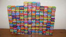 Fisher-Price Peek A Boo Lot 100 Blocks Mostly Letters 90 Alphabet Blocks