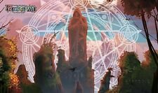 Force of Will PLAYMAT Ruler's Memoria - 2016 LIMITED EDITION - FOW TCG