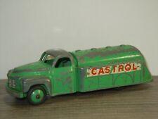 Studebaker Petrol Tanker Castrol - Dinky Toys 441 England *40992