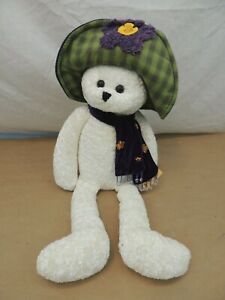 """CHANTILLY LANE MUSICALS STUFFED BEAR 22"""" MOLLY """" LET IT BE ME """" MOVING HEAD"""