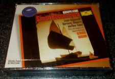 VERDI-SIMON BOCCANEGRA-2xCD 1997-ABBADO-CAPPUCCILLI/CARRERAS/FRENI-NEW & SEALED