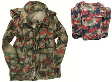Swiss Army M70 Alpenflage Camo Loadbearing Jacket with Rucksack GRADE 1 Surplus
