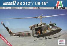 ITALERI 1:48 ELICOTTERO BELL AB 212 / UH-1N LUNGHEZZA 36,2 CM  ART 2692