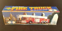 Sunoco Toy Ariel Tower Fire Truck 1995 Collectors Edition Second Of A Series New
