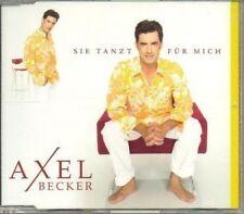 (266Z) Axel Becker, Sie tantz fur mich - DJ CD