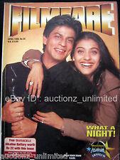 FF April 1999 Shah Rukh Khan Kajol Rani Mukerjee Salman Khan Helen Preity Zinta