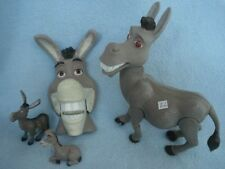 lot SHREK n°82 : 4 figurines ANE donkey