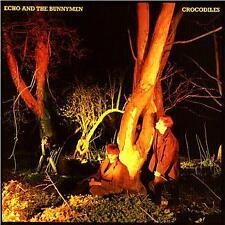 ECHO AND THE BUNNYMEN Crocodiles 1980 vinile originale