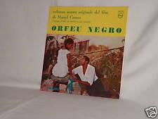 """ ORFEU NEGRO "" O.S.T.  E..P. .ITALY'.59"