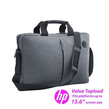 """HP Laptop Carry Bag Case Weather Resistant Fabric 15.6"""" With Shoulder Strap"""