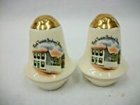 Vintage Mark Twain - Salt and Pepper Shakers