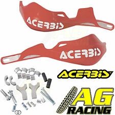 Acerbis Rally Pro Rojo protectores Mount Kit Motocross Suzuki RM H. RMX DRZ DR