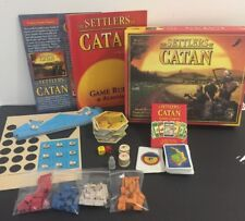 The Settlers of Catan Strategy Board Game # 3061 Complete Game