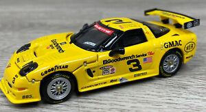 Action Dale Earnhardt Jr Andy Pilgrim GM Goodwrench 2001 Corvette C5R 1:43 w/box