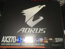 Gigabyte AX370-Gaming K5 AM4 Mainboard