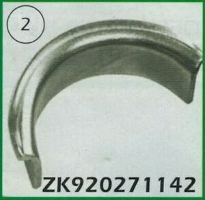 Kawasaki Z750 Z1300 - 1 half-Moon Exhaust - ZK920271142