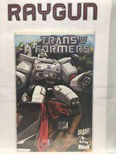 Transformers #1 VF/NM 1st Print DW Comics