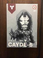 Destiny 2: Cayde-6 Vinyl Figure Preorder Gamestop Exclusive Bonus Figurine