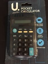 small pocket calculator