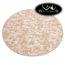 Modern original CARPETS Round SOLID Concrete beige very cheap Best Quality Rugs
