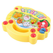 Educational Toys For Kids Baby Children Animal Farm Piano Music Sound Toy Gift