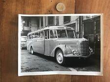 photographie ancienne bus ou car numéro 29