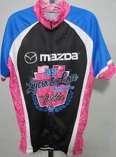 MUMU Cycling Apparel Women's Small Cycling Jersey Lycra & Lace Triathlon MINT