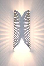 Modern Unique Contemporary Handmade Designer Wall Lamp Light WHITE RAYS