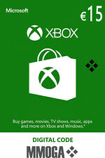 15 EUR Carta regalo Xbox - €15 Euro MS prepagato Codice Xbox One 360 - IT/EU