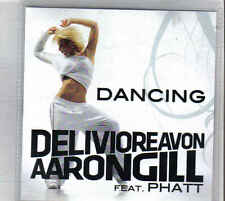 Aaron Gill-Dancing Promo cd single