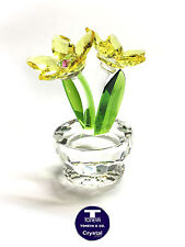 "[SPECIAL OFFER] ""Daffodils"" Austrian Crystal Figurine was AU$60.00"