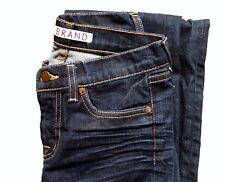 """J BRAND Skinny Jeans Size 24"""" x 28"""" Ink Dark Stretch Denim Jeans 535 Cut"""