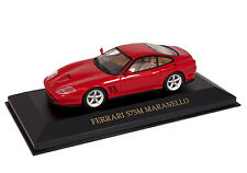 IXO Models 1/43 575 Maranello Red