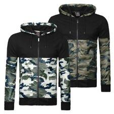 Herren-Kapuzenpullover mit Sweatshirt in Größe XL