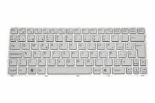 New Sony Vaio SVE1111M1EW Spanish White Keyboard149036961