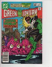 Green Lantern #156 (9/82) F/Vf (7.0) Gil Kane! Great Bronze Age!