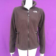 THE NORTH FACE women's fashion brown fleece jacket size--M