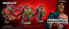 Corvus Belli Infinity Aristeia BNIB Maximus Thermopylae CBARI10
