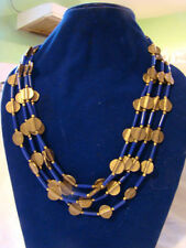Brass Women without Stone Necklaces Indian Jewellery