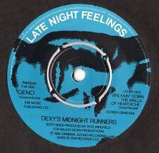 "Dexy's Midnight Runners - Late Night Feelings 7"" Single 1980"