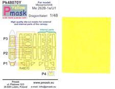 Model Maker 1/48 MESSERSCHMITT Me-262B-1a/U1 Kabuki Tape Paint Mask Set Dragon