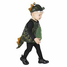 Dragon Halloween Costume Totally Ghoul Fleece Romper 1 to 2 yrs
