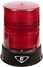 Edwards Signaling Flashing Steady Light Red Black Base 120V 94PLEDMR120AB