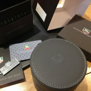 Gift Box & Bag Cards For Tag Heuer Watch